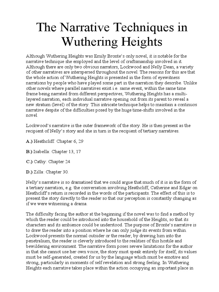 chapter 24 wuthering heights