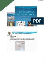 7- BALANCE DE MATERIA EN OPERACIONES UNITARIAS