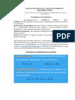 Guía didáctica 3 matemáticas 5-3