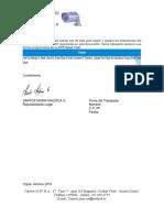 RECOMENCACIONES DE SALUD DE LA OSSA JAIR130520