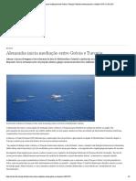 Alemanha inicia mediação entre Grécia e Turquia _ Notícias internacionais e análises _ DW _ 25.08.2020
