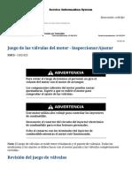 procedimiento ajuste de válvulas. motor c15 D8T.pdf