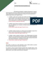 CASOS PRACTICOS DE APLICACIÓN NIC 24