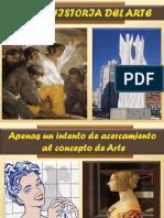 CONCEPTO DE ARTE