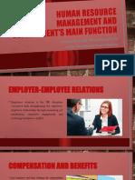 HR Function