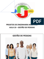 10 AULA - PROJETOS DE ENGENHARIA MECANICA