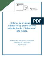 Criterios de Promoción Escolar Calificación y Evaluación .pdf