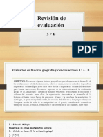 Revisión 3RO