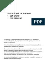 Alqulacion de benceno co eteno y propeno.pptx