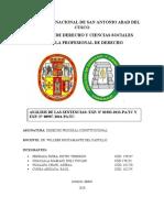 Analisis de principios y disposiciones grupo de iure