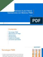 Riesgo Eléctrico Tecnología PMM