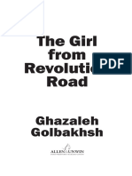 The Girl From Revolution Road Extract