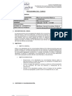Programa Macroeconomía Oficial