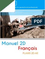 Manuel PLAXIS Français