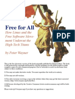 Free For All - Free Software Movement