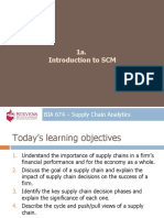 SCA 1a. Intro to SCM