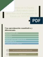 Las viudas en la España. Mario Benites