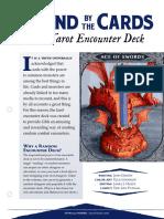 EN5ider 107 - Tarot Encounter Deck