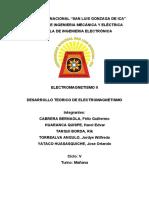 MAQUINAS ELECTRICAS - PREGUNTAS RESUELTAS