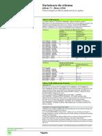 Altivar 71_Les filtres CEM_Filtres intégrés et filtres additionnels en option