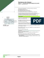 Altivar 71_Réduction des harmoniques de courant_Inductance DC