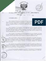 RJ N° 458-2002-INRENA (Diámetros MÃ_nimos de Corta)