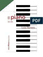 Romero Justo - El Piano 52 36