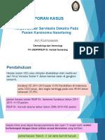 PPT LK Herpes Zoster Pada Pasien CA NAsofaring (Ari Kurniawan)