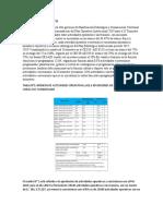 Planes Operativos Institucionales región Pasco