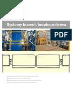 Systemy bramek bezpieczeństwa KG_PL_4pp_V2_0717