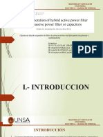 Grupo 1.-Parallel operation of hybrid active power filter