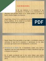Derecho  Procesal Civil II.   6o. clase. PDF