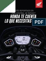 ¿Estás reportado en una central de riesgos- Honda te cuenta lo que necesitas saber
