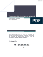 PC1- Clase 1