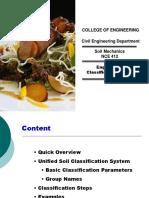 4. soil classification