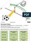 Newspaper Bridges Picture and Feedback Form