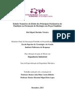Estudo Numérico do Efeito dos Principais Parâmetros de Fundição na Formação de Rechupes em Peças Fundidas