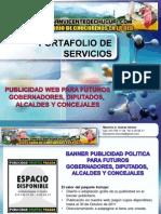 PORTAFOLIO DE SERVICIOS ENERO DE 2011