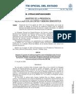 Resolución de 22 de agosto de 2020, de la Subsecretaría, por la que se publica la Adenda al Convenio de asistencia jurídica entre la Abogacía General del Estado-Dirección del Servicio Jurídico del Estado y la Agencia Española de Cooperación Internacional para el Desarrollo.