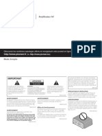 PIONEER-VSX-322-K-notice-manuel-guide-mode-emploi-pdf