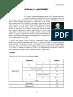 Comentario Sinfonía Nº 40 de Mozart - Darío Tagarro.pdf