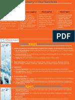 paracetamol dmf Holders