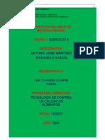 AJMB TALLER DE APLICACIÓN DE BALANCES DE MATERIA EJERCICIO 5 (1)