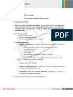 VETASSESS Checklist