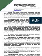 CARABINEROS DE CHILE Y SUS FALSOS MARTIRES