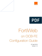 FortiWeb-on-OCB-FE-Configuration-Guide