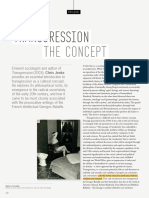 Jenks, C.-Transgression the concept