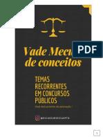 VADE MECUM DE CONCEITOS