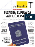 Jornal de Brasília 26.08.2020