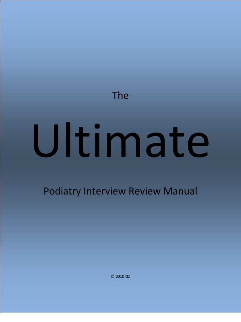 438412cd Ultimate Podiatry Review Manual | Gout | Medicine